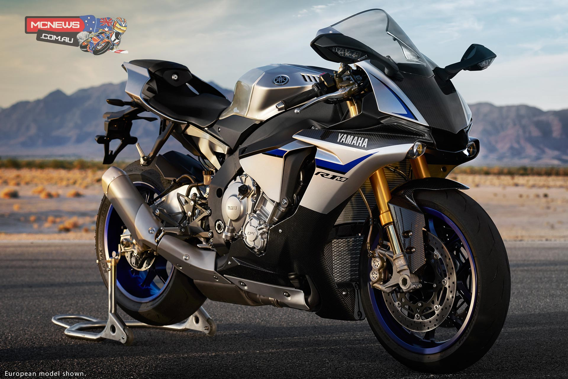 Yamaha R Technical Specifications