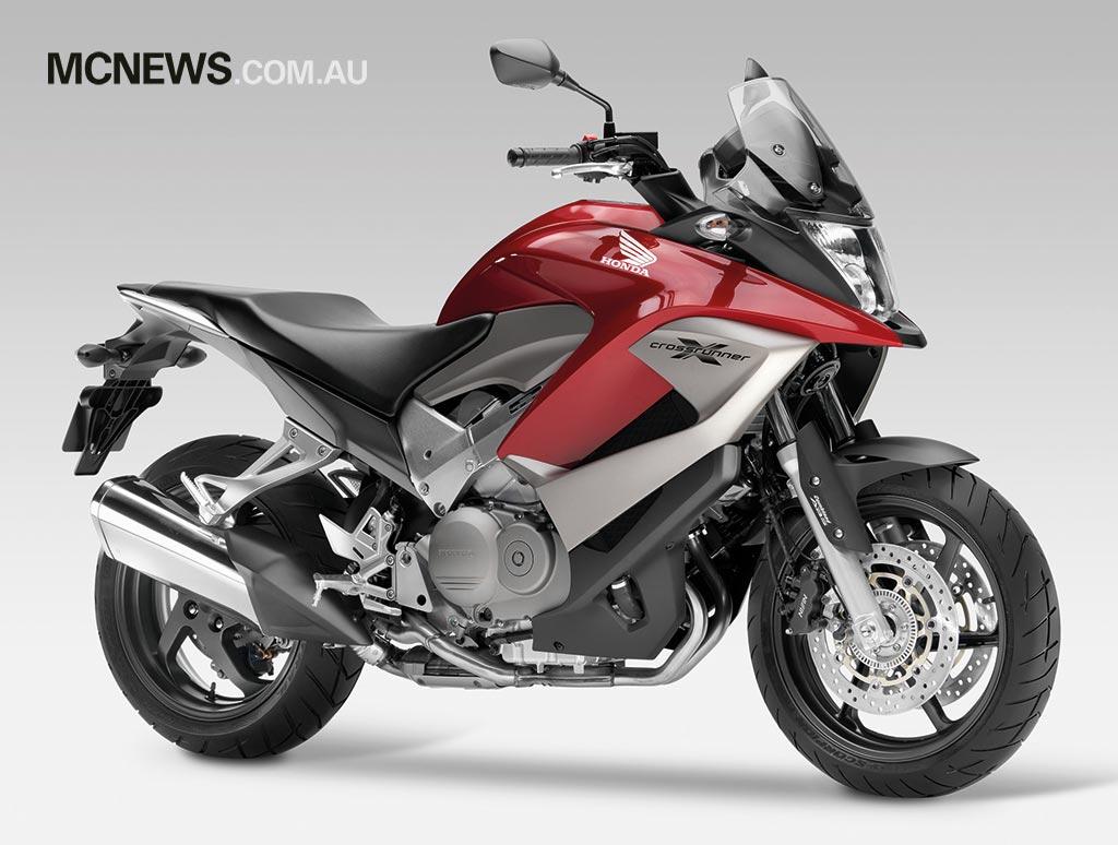 Honda Vfr800x Crossrunner Review Mcnews Com Au