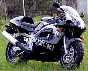 1999 2000 SUZUKI GSX R 600