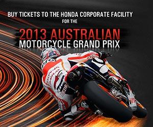 Honda GP Corporate | MCNews.com.au