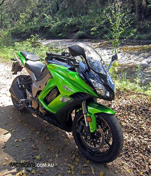 Kawasaki Ninja 1000 Review | MCNews.com.au