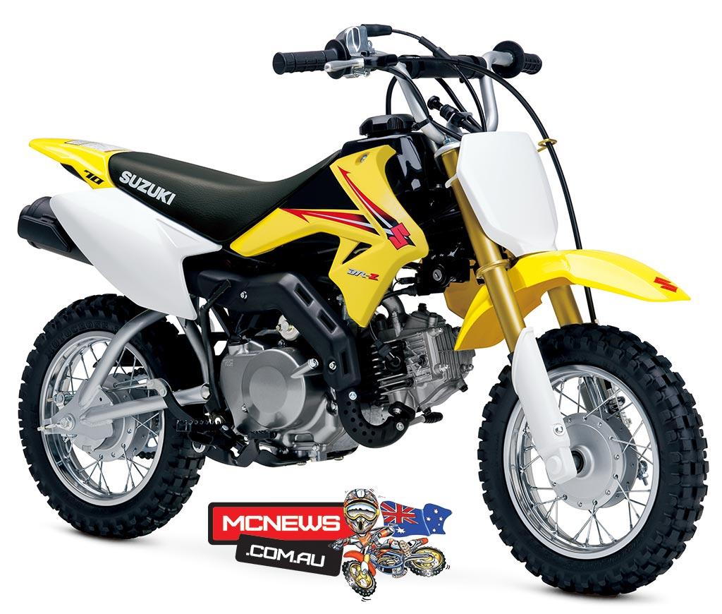 Suzuki_kids_DRZ70