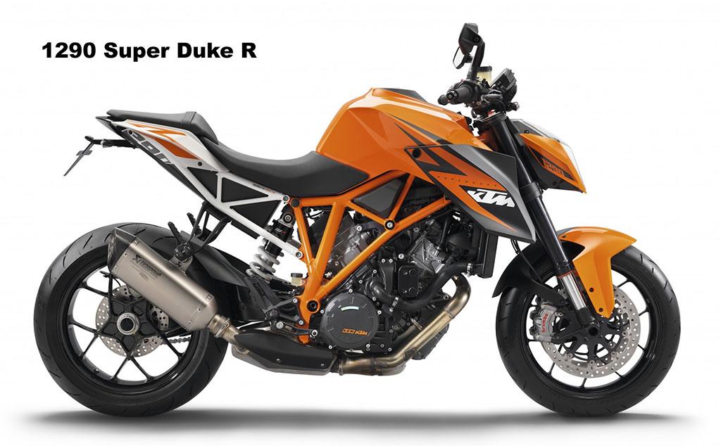 1290 Super Duke R  - Due: February 14'