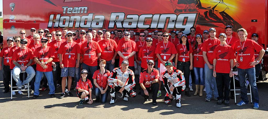 Team Honda Sydney Motorsport Park Ride Day