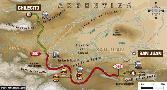 Dakar 2014 - Stage 4