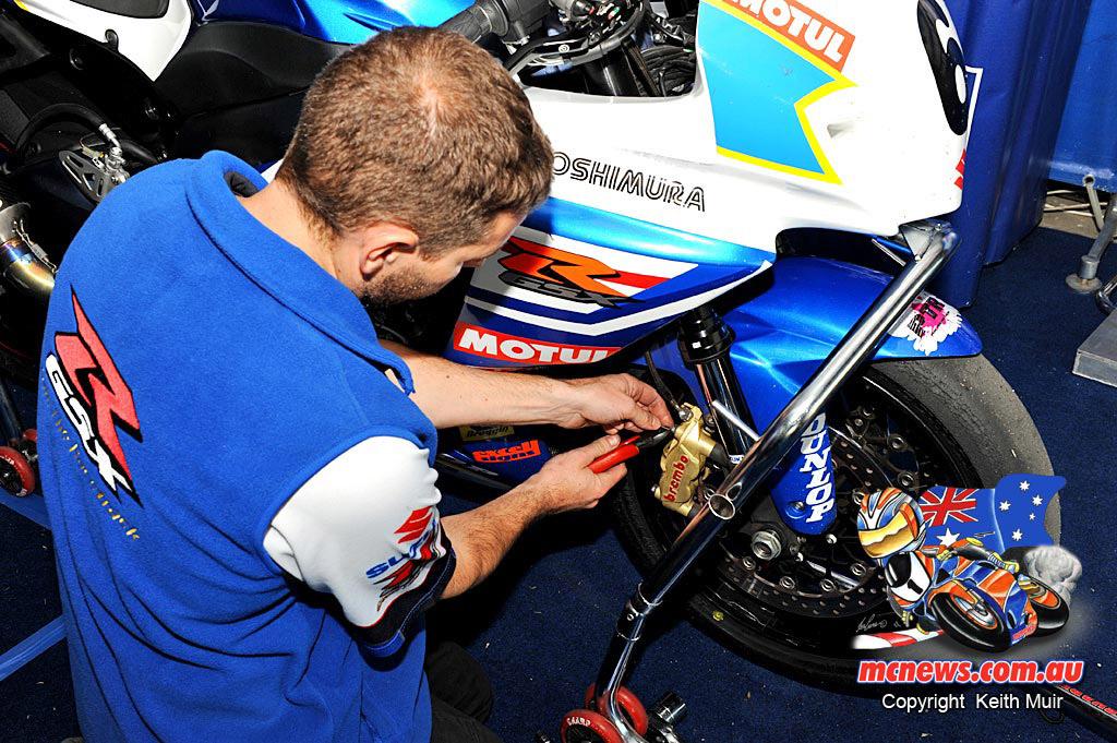 2013 QBE Australian Superbike Championships