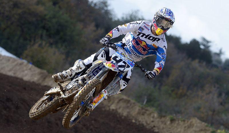Todd Waters - Husqvarna World Motocross