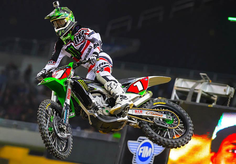 Ryan Villopoto to race MXGP in 2015