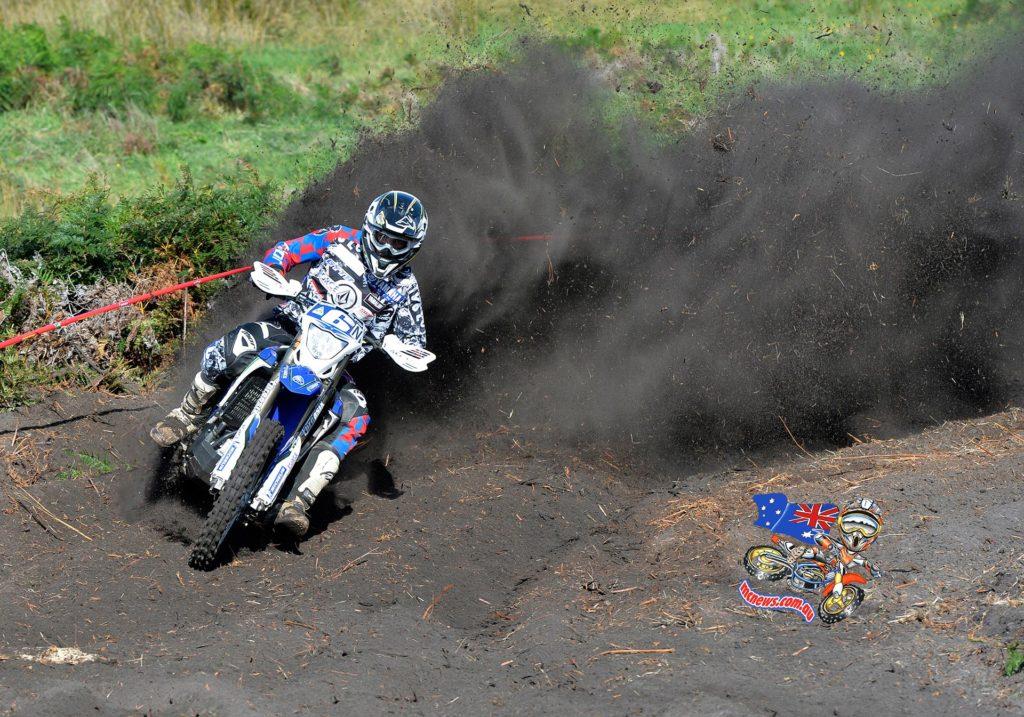 Active8 Yamaha Yamalube's Beau Ralston was eighth.