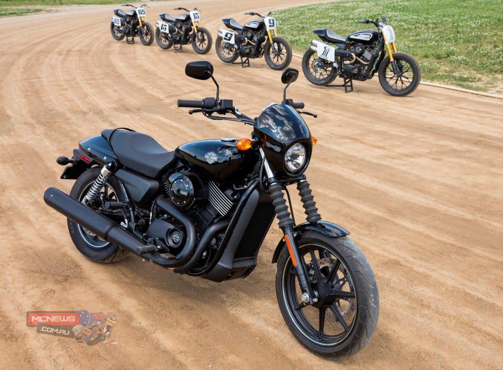 Harley Davidson: Harley-Davidson Street Gets Dirty At X Games