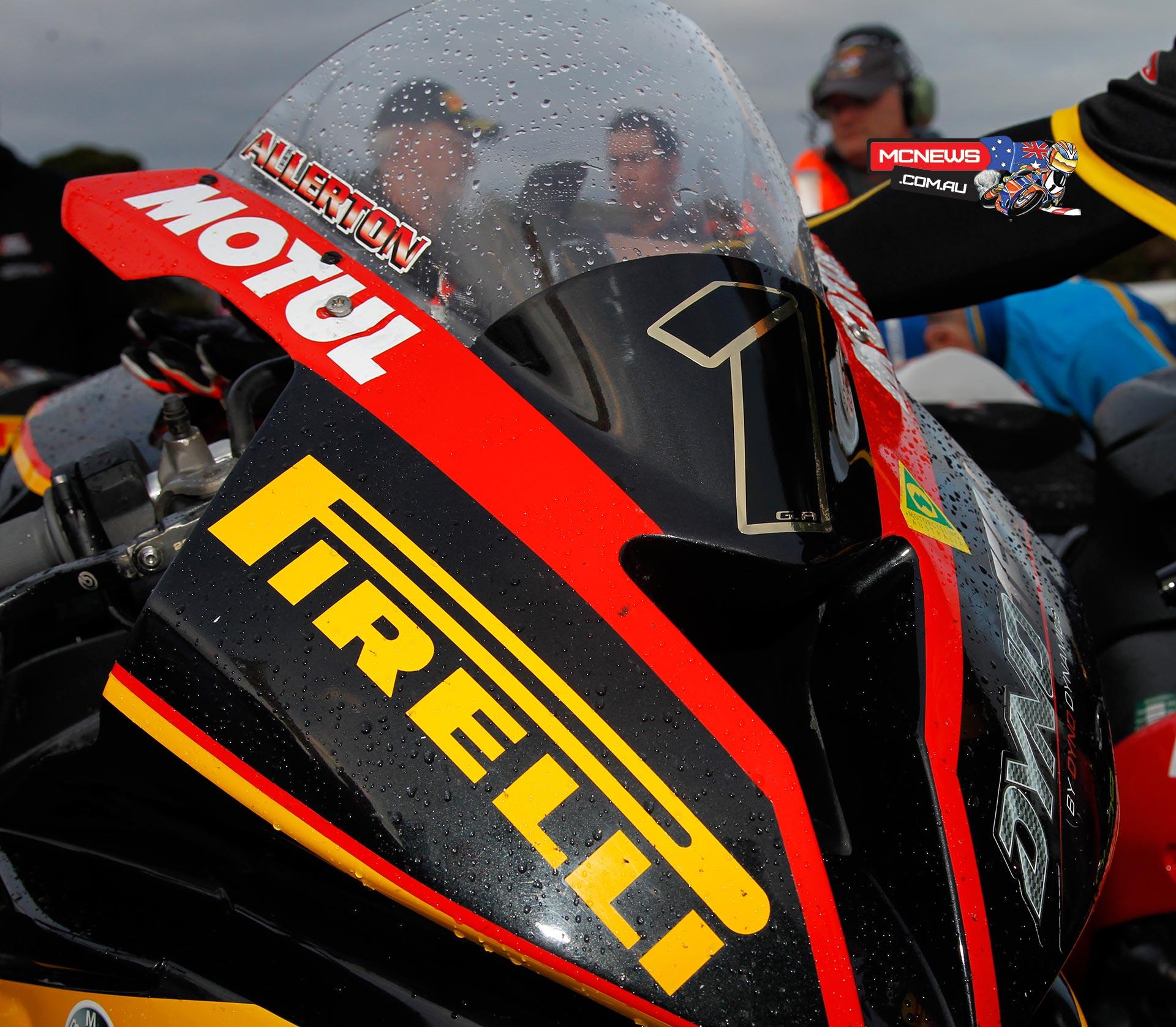 Glenn Allerton - 2014 Australian Superbike Champion