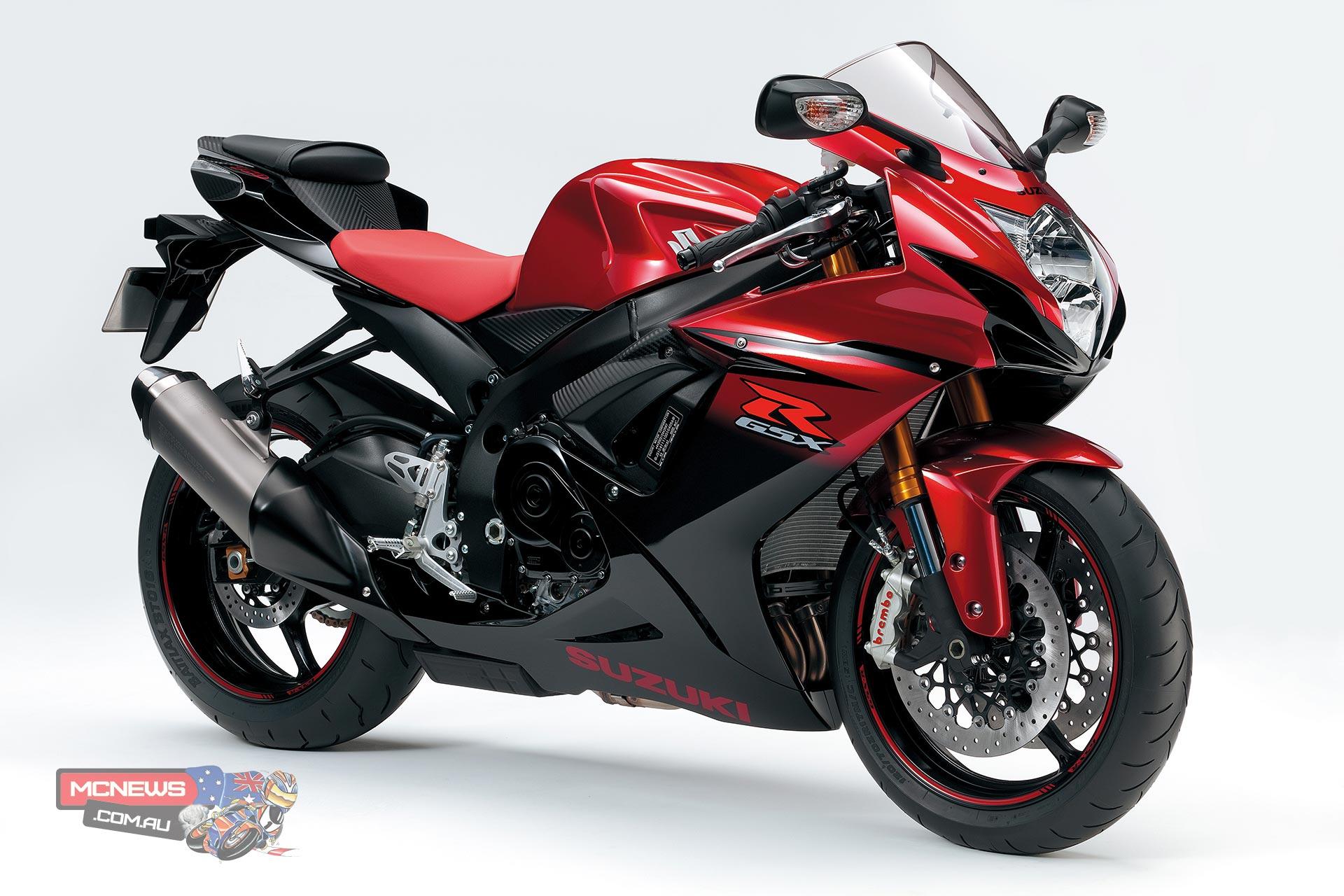 Special Edition GSX-R750