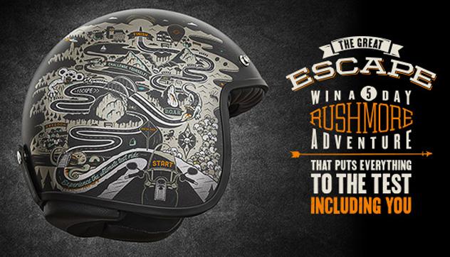 Advert - Harley Test Ride