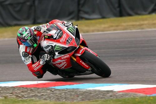 Tommy Bridewell quickest on Friday at Thruxton British Superbike