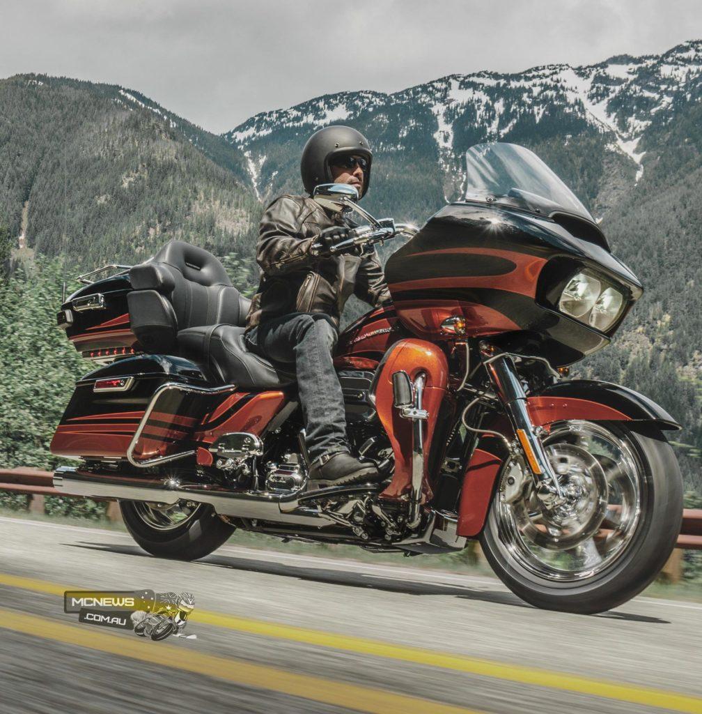 CVO Road Glide Ultra Harley-Davidson 2015