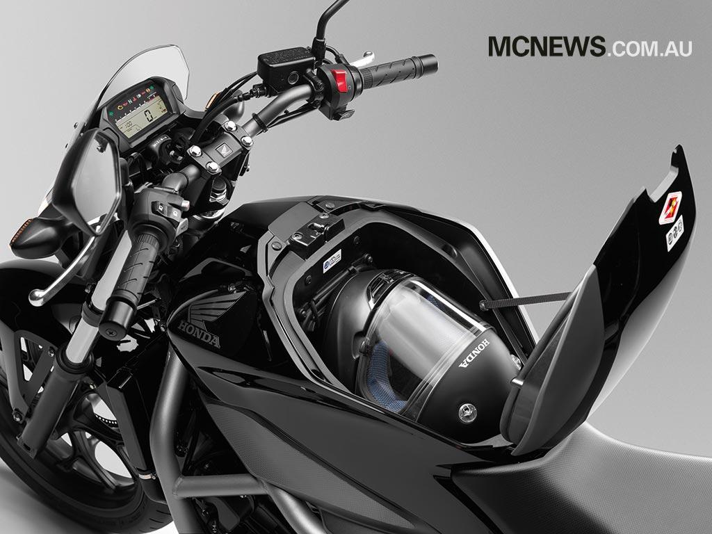 Honda NC700S naked commuter | MCNews.com.au