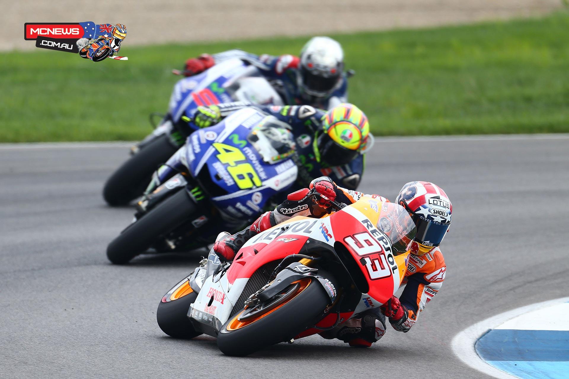 Marquez wins Indianapolis MotoGP | MCNews.com.au