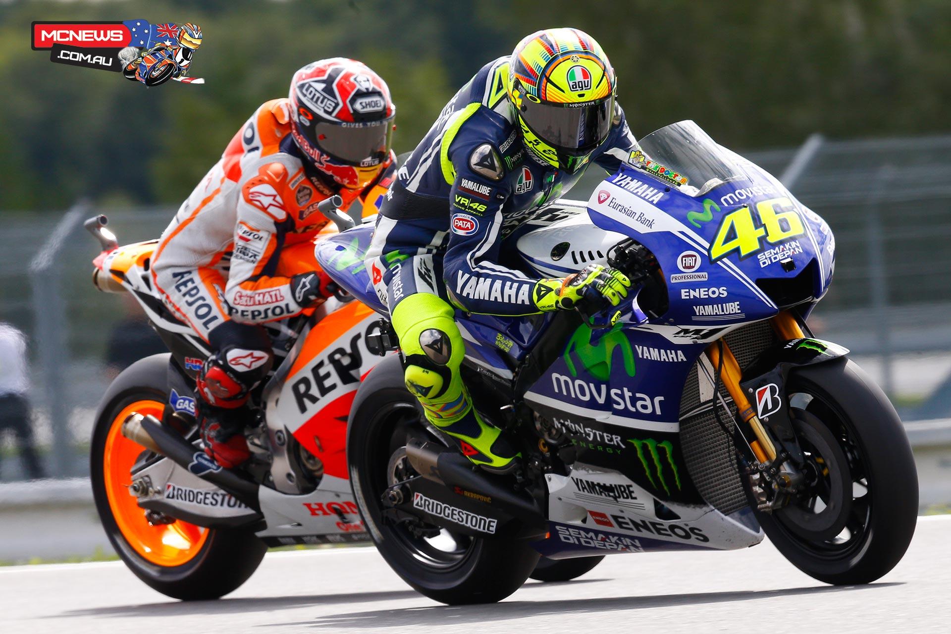 Riders talk ahead of Silverstone MotoGP | MCNews.com.au
