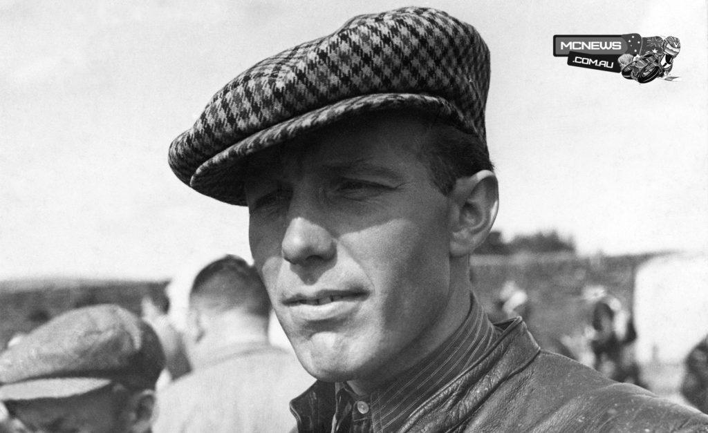 Georg Meier at the 1939 TT