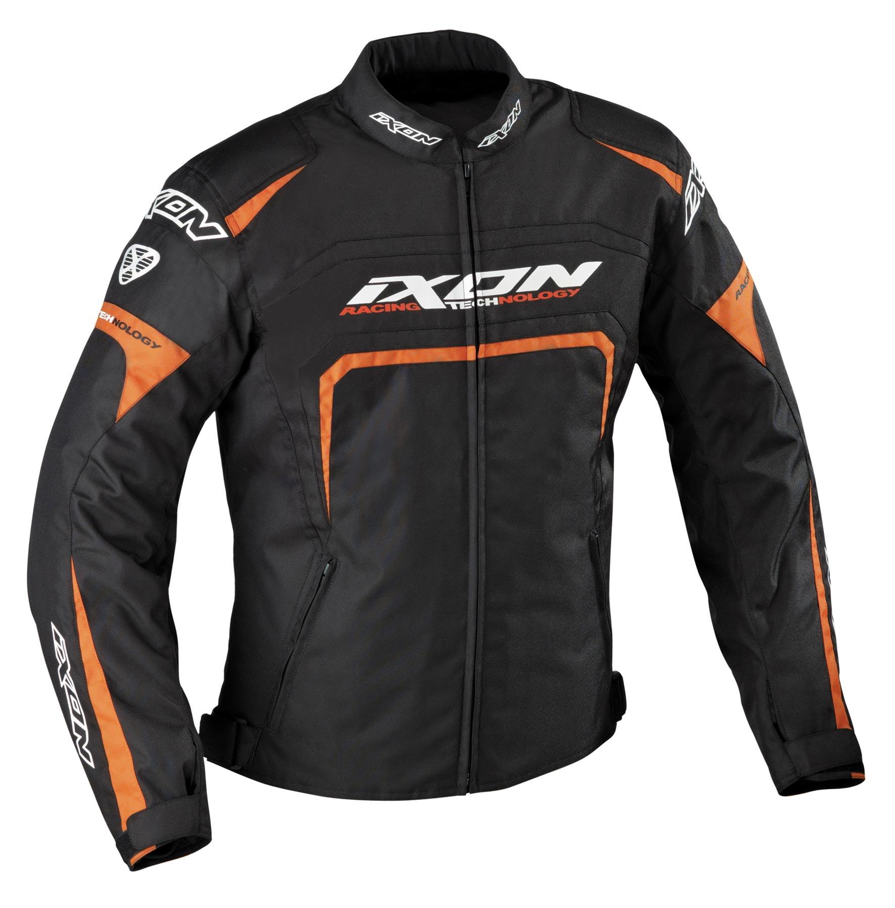 Ixon Eagar and Lover Jacket