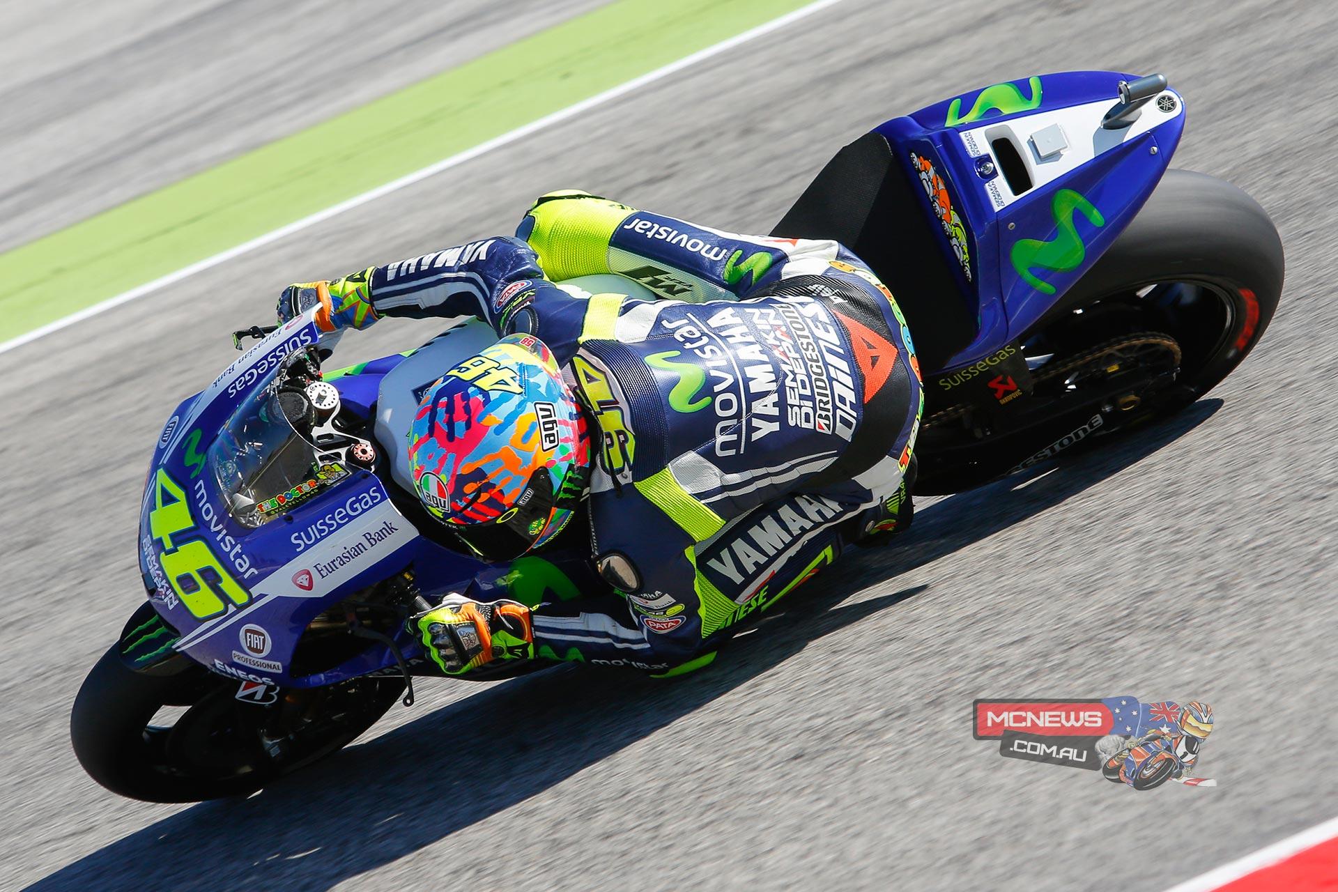 Lorenzo on pole at Misano | Miller tops Moto3 | MCNews.com.au