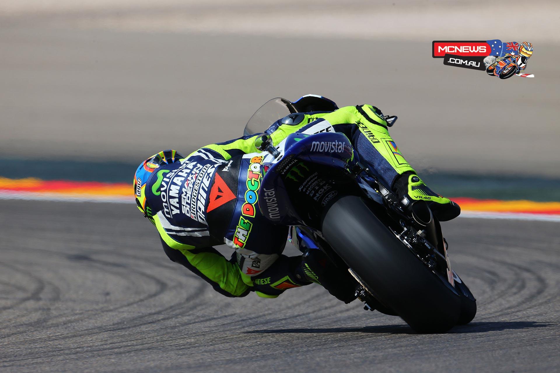 Rossi confirms all okay after crash | MCNews.com.au