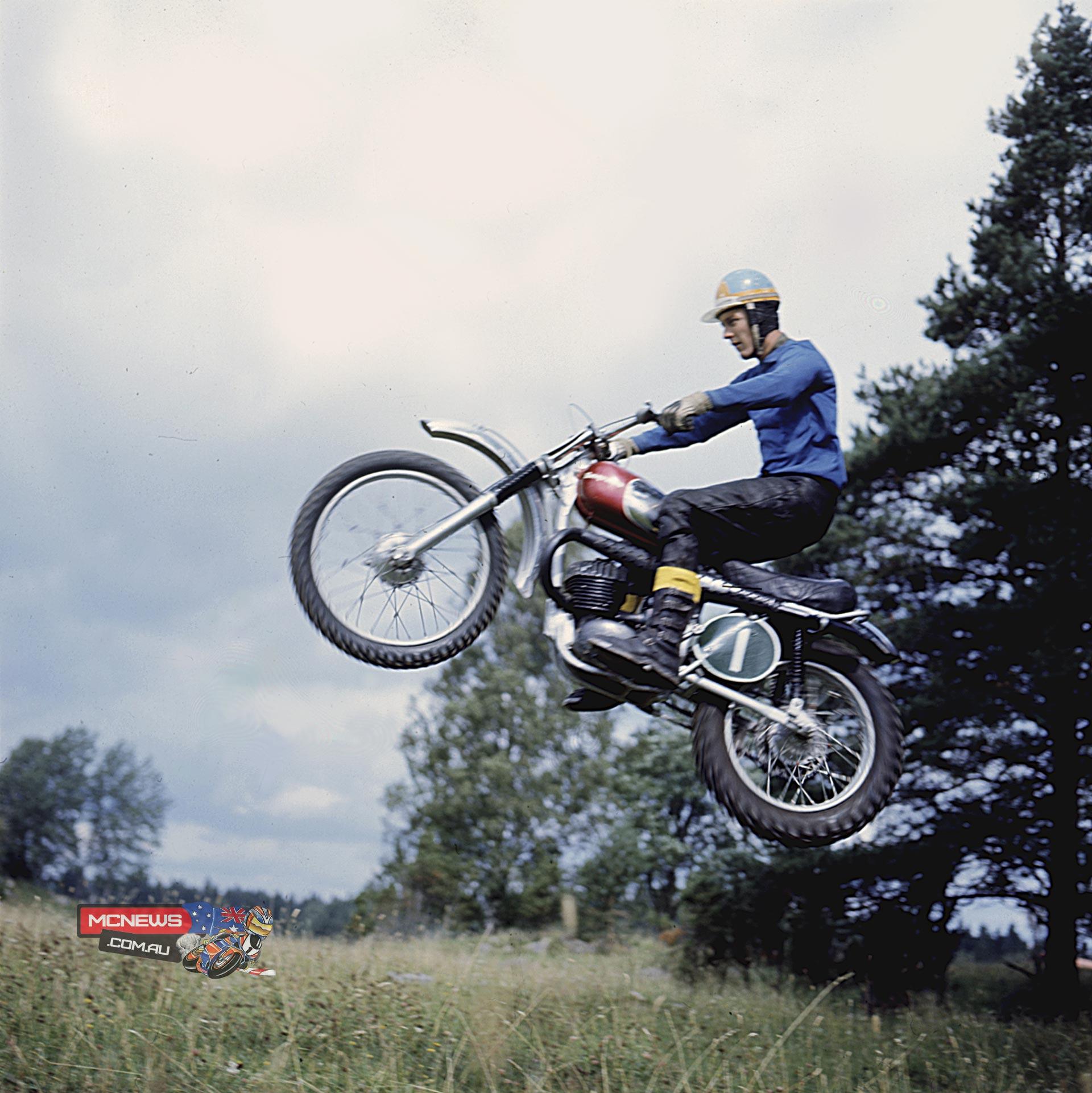Torsten Hallman 1967