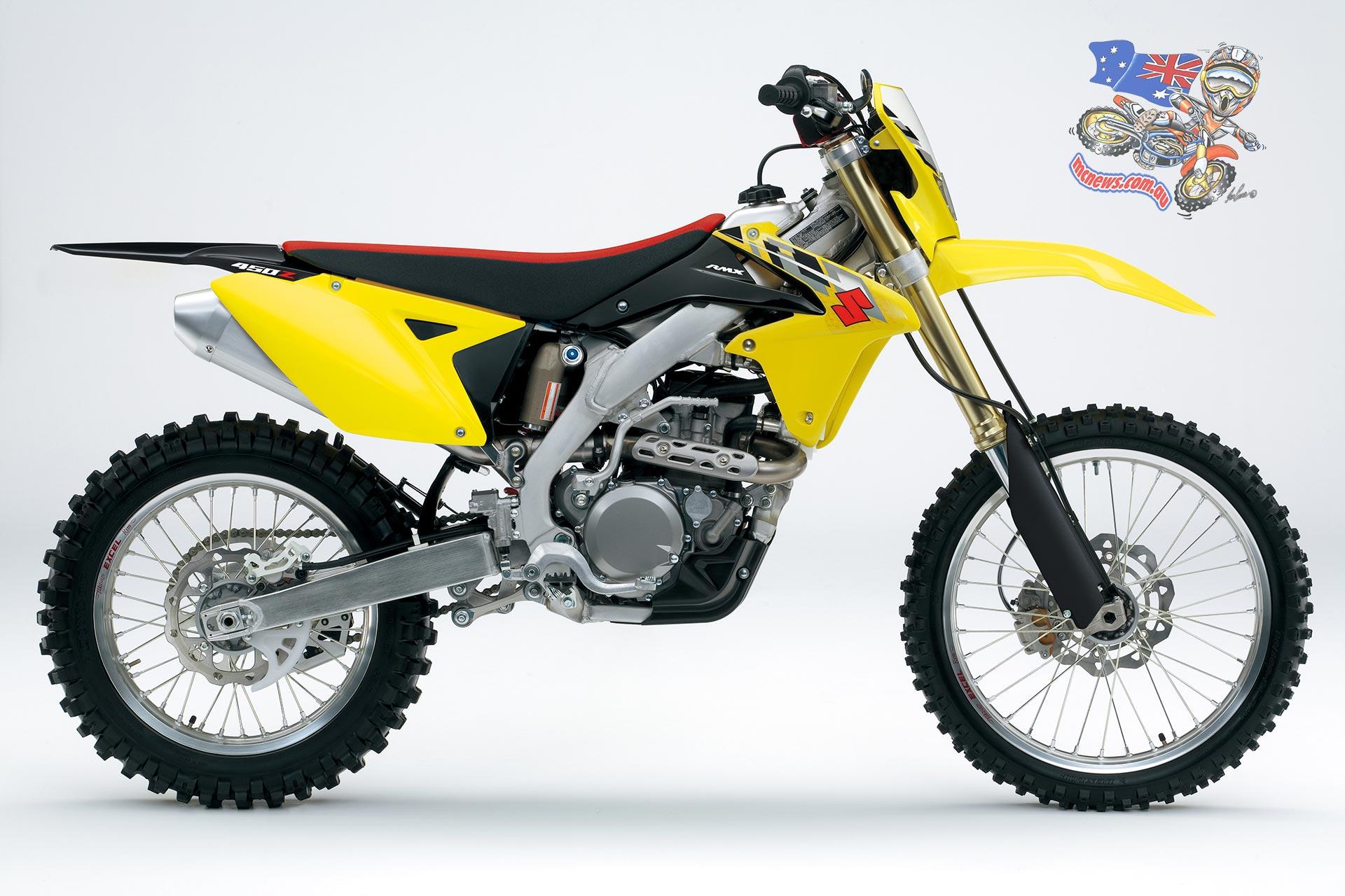 Suzuki Ready To Hit The Bush With Rmx450z Mcnews Com Au