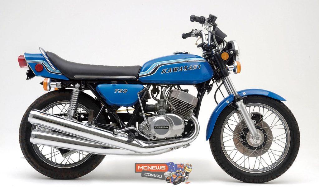 1971 Kawasaki H2
