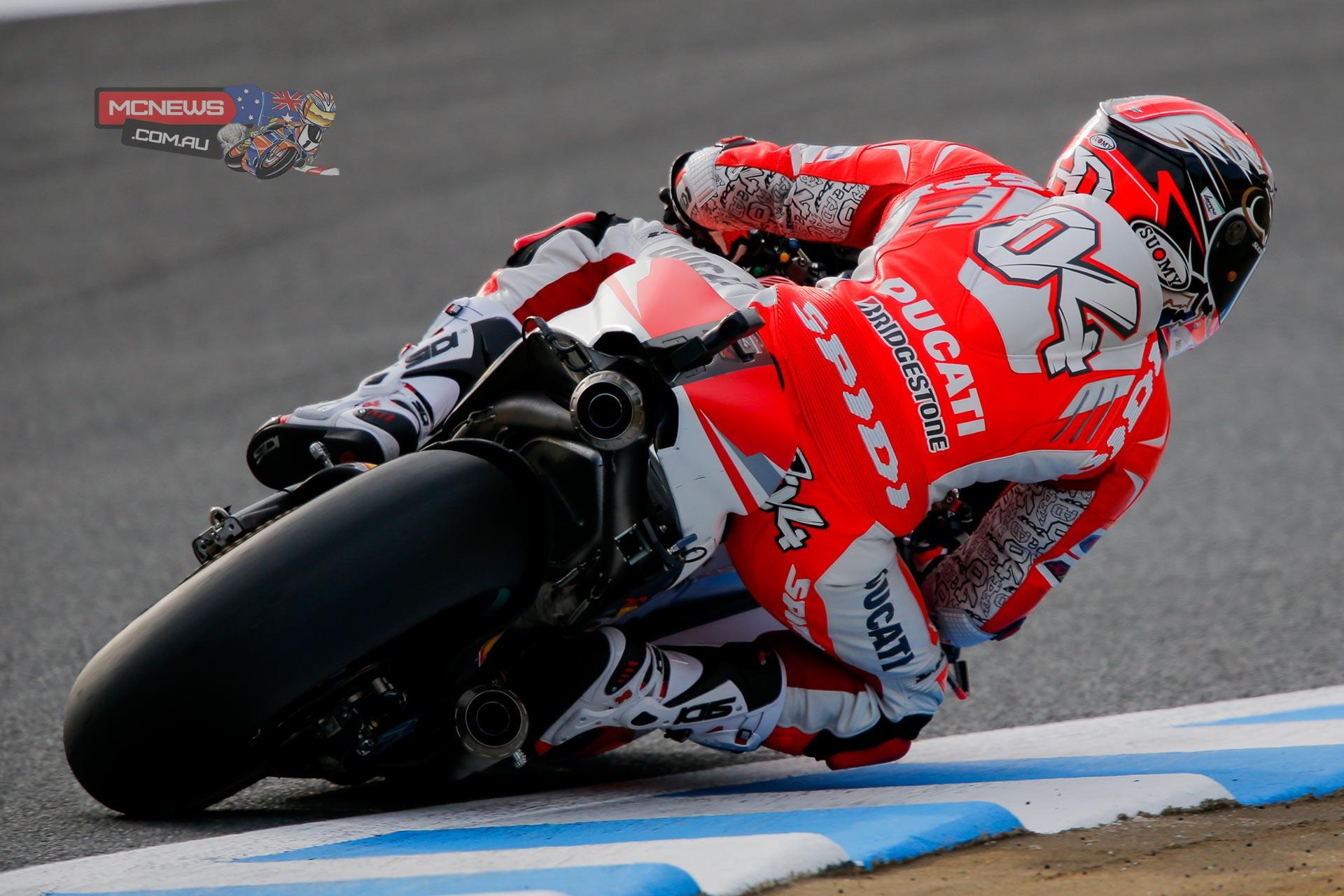 Dovizioso tops Motegi MotoGP day one | MCNews.com.au