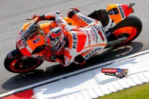 Marc Marquez MotoGP Sepang 2014 Qualifying Practice Classification MotoGP