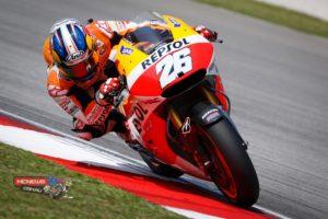 MotoGP Sepang Friday Dani Pedrosa