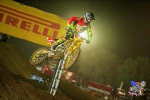 Matt Moss - Penrite Australian Supercross Championship Round Two 2014 Bathurst