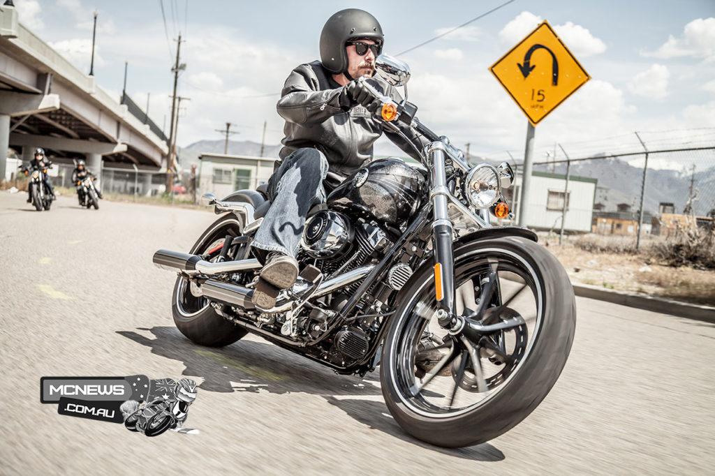 Harley-Davidson FXSB Breakout