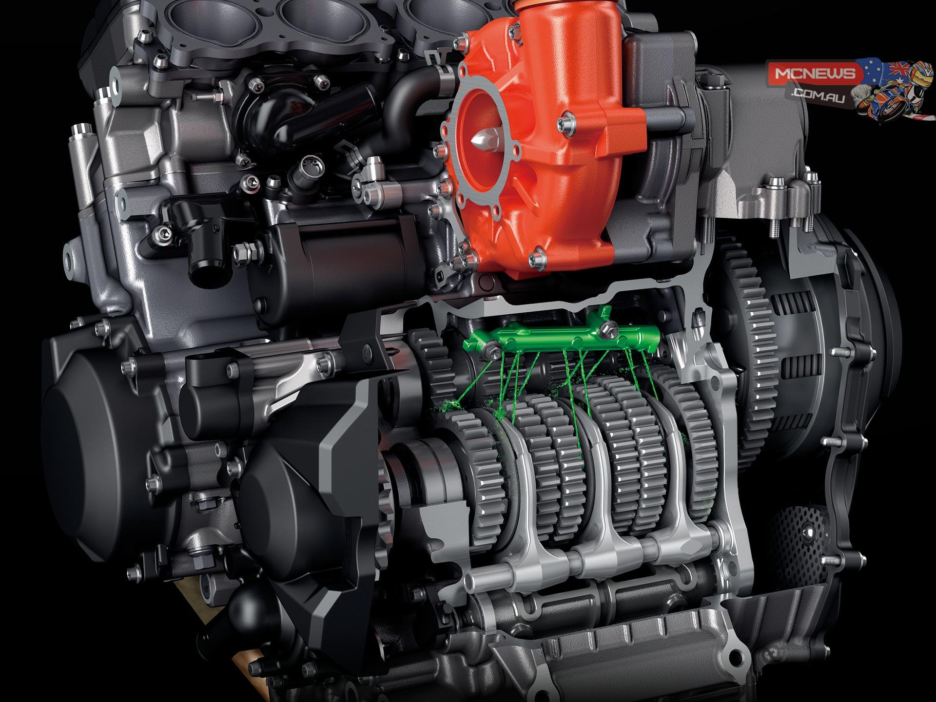Kawasaki Small Engine Oil