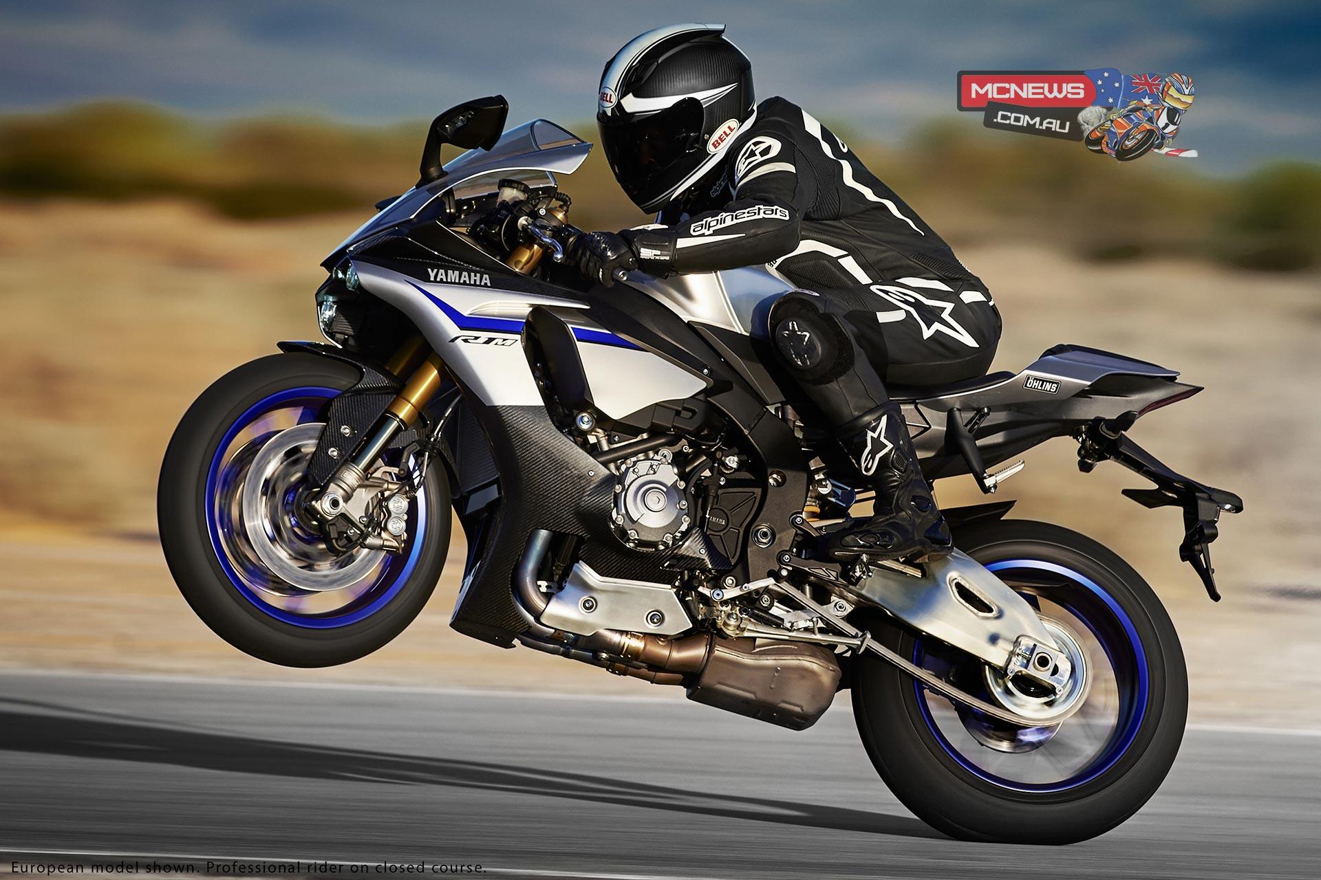 Yamaha R Supdate