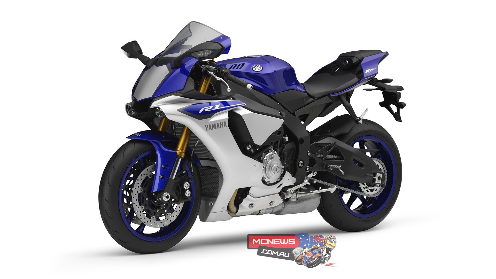 2015 Yamaha YZF R1 Full Reveal