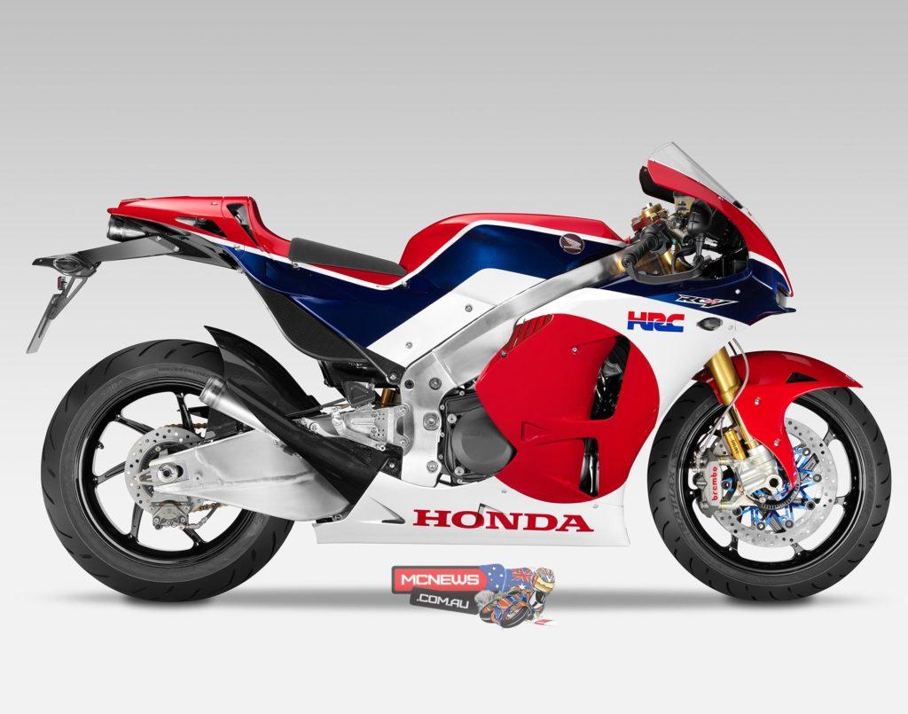 Honda RC213V-S streetbike prototype | MCNews.com.au