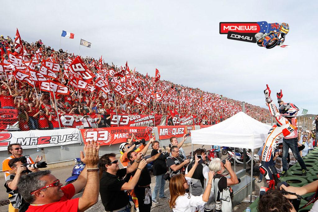Marc Marquez - 2013 MotoGP World Champion - Image by AJRN
