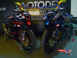 MotoDex Performance First BMW S 1000 RR Superbike