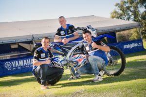 Yamaha Returns to Enduro World Championship