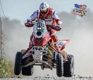 Rafal Sonik Claims 2015 ATV Dakar Crown for Yamaha