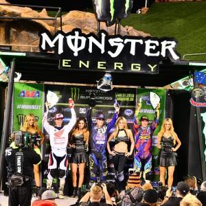 Dungey wins Anaheim III – Webb tops 250