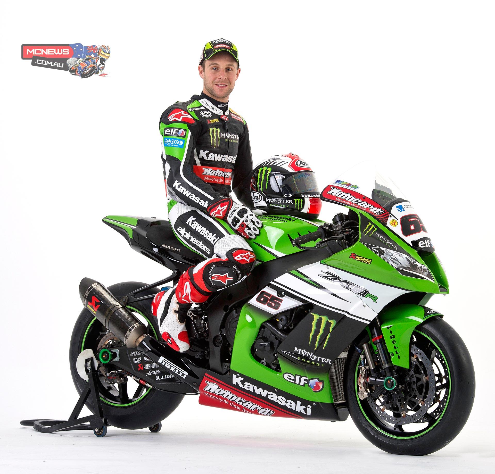 Kawasaki Racing Team WSBK Launch | MCNews.com.au