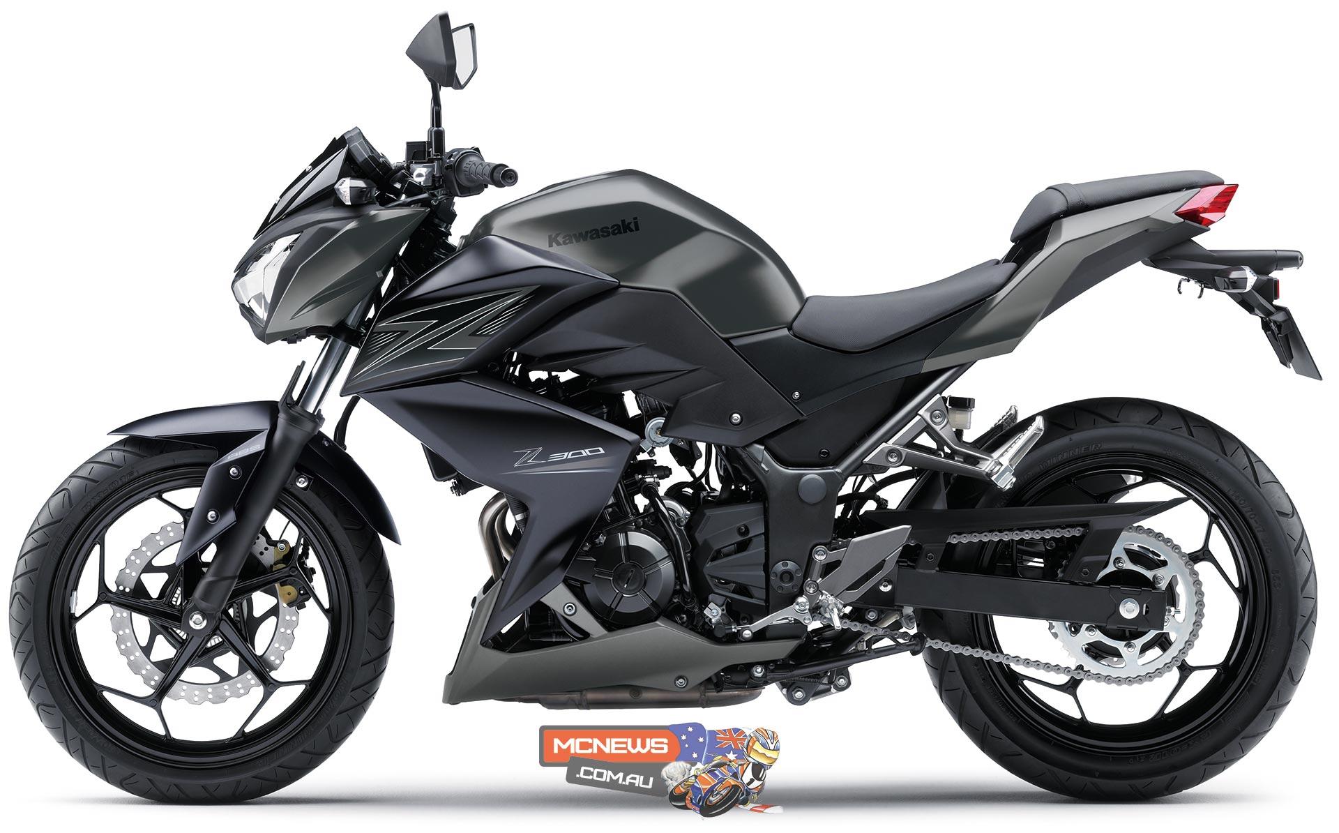 Yamaha  To Kawasaki Convertion