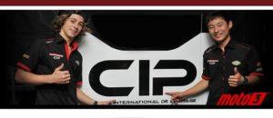 Team CIP Launch 2015 - Remy Gardner and Tatsuki Suzuki