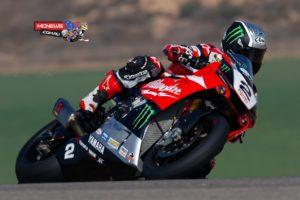 Broc Parkes 2015 Yamaha YZF-R1M British Superbike Championship