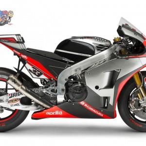 MotoGP Aprilia 2015