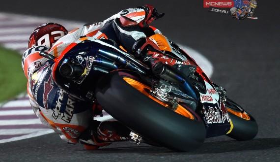 Marc Marquez tops FP3 ahead of Crutchlow