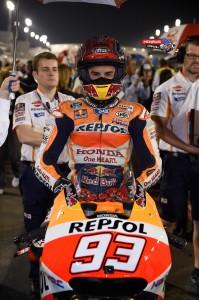 MotoGP-2015-Losail-Marc-Marquez-Grid